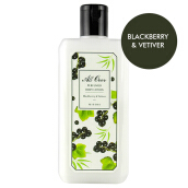 Missha Perfumed Body Lotion 330ml #Blackberry & Vetiver