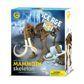 GEOWORLD Ice Age Excavation Kit - Mammoth