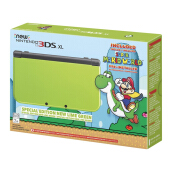 NINTENDO New 3DS XL Special Edition: Lime Green