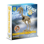 GEOWORLD Ice Age Excavation Kit - Diatryma Gigantea