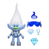 TROLLS Medium Single Doll - Guy Diamond TRHB8829