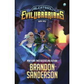 ALCATRAZ VS THE EVIL LIBRARIANS #1 - Brandon Sanderson - UD-206