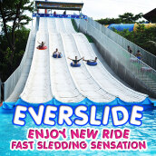 Entrance Ticket Snowbay Waterpark Rp 180.000