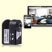 Infrared Night Vision Wireless WIFI P2P Remote Surveillance Camera Security