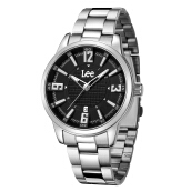 Lee Watch Jam Tangan Pria LEE Metropolitan Gents M83BSDS-1S Silver