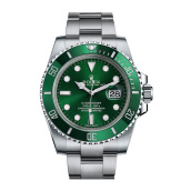 ROLEX Submariner Date 4000 40 mm - Green [116610LV]