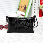 Women Lady Mini PU Leather Crossbody Single Shoulder Messenger Bags