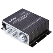 LP-V3 Hifi Stereo Power Digital Amplifier with 3.5mm Audio Input