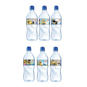 AQUA Botol Kids Descpicable Me Carton 450ml x 24pcs