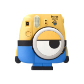 FUJIFILM INSTAX Mini 8 Minions Edition Yellow
