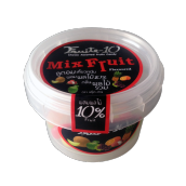 FRUITE 10 Chewy Assorted Fruit Candy Mix Fruit 60gr