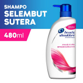 HEAD & SHOULDERS Shampoo Smooth & Silky 480ml