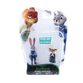 TOMY Zootopia Judy Hopps & May Bellwether TML70002