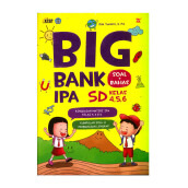 Big Bank Ipa Sd Kelas 4, 5, 6 - Etik Yuniarti - 9786023780020