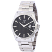 Teiwe Collection TC-CG1002 Jam Tangan Pria Stainlles Steel - Putih