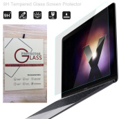 Smatton Glass Screen Protector for Macbook Air 11 inch,9H Tempered Guard Film For Mac Book Air 11.6
