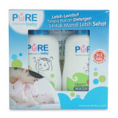 PURE BABY Paket Travel Toiletries Fruity