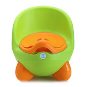 BABY SAFE Training Potty - Green