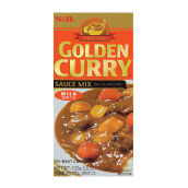 GOLDEN CURRY Sauce Mix Mild 100gr