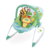 INGENUITY 3-in-1 Baby to Big Kid Rocker - Peek a Zoo