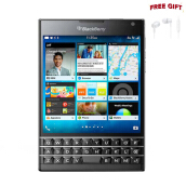 BLACKBERRY Passport 32GB Smartphone - Hitam