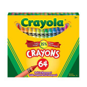 CRAYOLA 64ct Large Crayons 520064