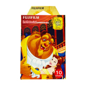 FUJIFILM Instax Paper Film Beauty and The Beast Single Pack
