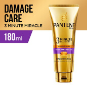 PANTENE Conditioner Total Damage Care 3 Minutes Miracle 180ml