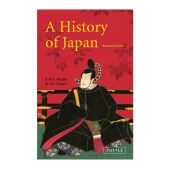 A History of Japan: Revised Edition - Mason, R. H. P.,Caiger, J. G. [Paperback] 9780804820974