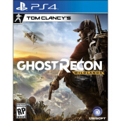 SONY PS4 Game Tom Clancy's Ghost Recon: Wildlands - Reg 3