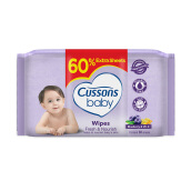 CUSSONS BABY Wipes Fresh & Nourish 50'S + 30'S