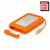 LACIE STEV1000400 Rugged Thunderbolt & USB3 with integrated Thunderbolt cable 1TB