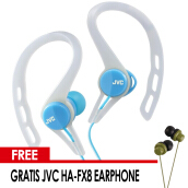 JVC HA-ECX20 Sport Earphone