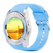 Vfocs V8 Smart Watch With Sim TF Card Slot