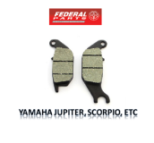 FEDERAL PARTS KAMPAS REM / PAD SET - YAMAHA JUPITER, SCORPIO, ETC (FP-W0045-FZR-2700)