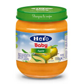 HERO BABY Import Premium Food Fruit Apple 115 gr