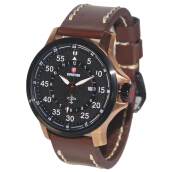 EXPEDITION - Jam Tangan Pria - Jam Tangan Analog - Coklat  EXP 1001