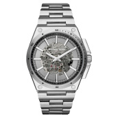 Michael Kors Wilder Skeleton Dial Stainless Steel [MK9021]