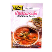 LOBO Curry Paste Red 50gr