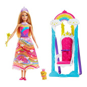 BARBIE Dreamtopia Playset FJD06