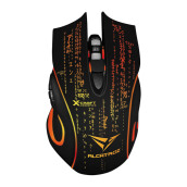 ALCATROZ X-Craft Pro Noiz Z8000 Gaming Mouse - Black