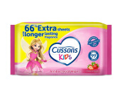 CUSSONS KIDS Wipes Strawberry Smoothie - 30's