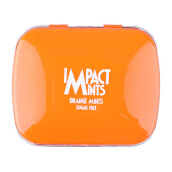 Impact Mints Rasa Orange Mints 14g