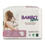 BAMBO NATURE Dream Mini 2 (3-6 kg) - 30