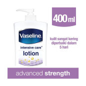VASELINE Intensive Care Advanced Strengh Lotion 400ml