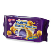NISSIN Walen Blueberry 100 gr