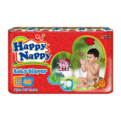 HAPPY NAPPY Popok Smart Pants - S 40