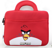 Ins AP-190 ipad1/2/3/4/ipad Air&Laptop 10inch Bag-Red