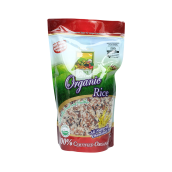 PURE GREEN Organic Rice Multi-ethnic 1kg