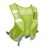 CONSINA Running Vest - Green [One Size]